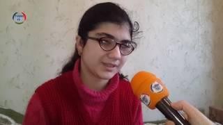 Bizə uzanan əllər…Sara Huseynova