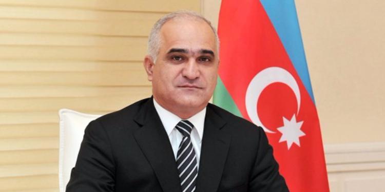 """Şahin Mustafayev """"Şöhrət"""" ordeni ilə təltif edildi"""