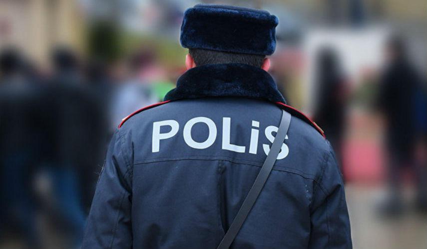Polis əməliyyat keçirdi: Tutulanlar var