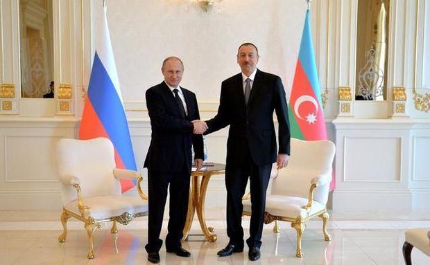 İlham Əliyev Putinə məktub göndərdi