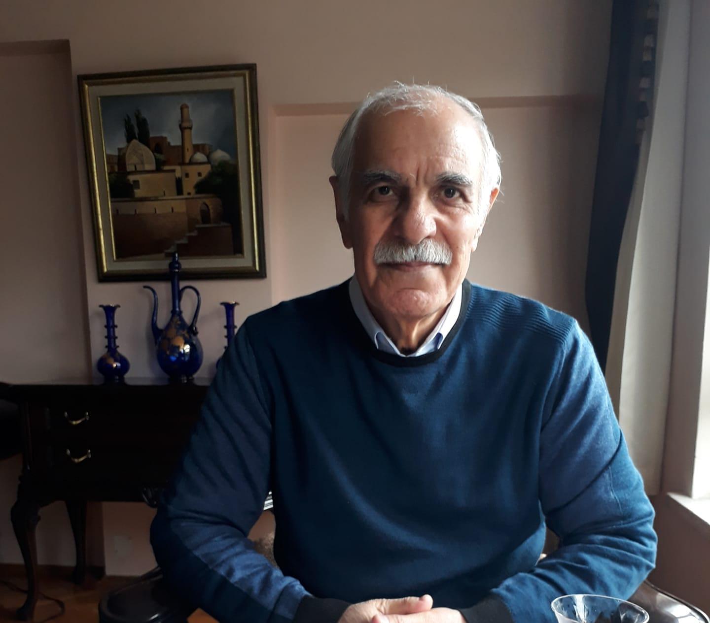 """Servet Gürcan dünyası:""""Kentler; büyük köylere dönüşmüş, yüzüme sırıtıyor"""""""