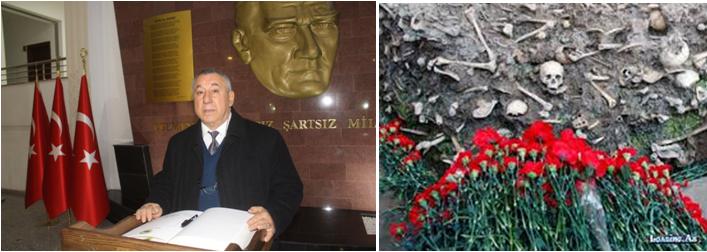 """Serdar Ünsal: """"Ermeniler soykırımçı bir millettir"""""""