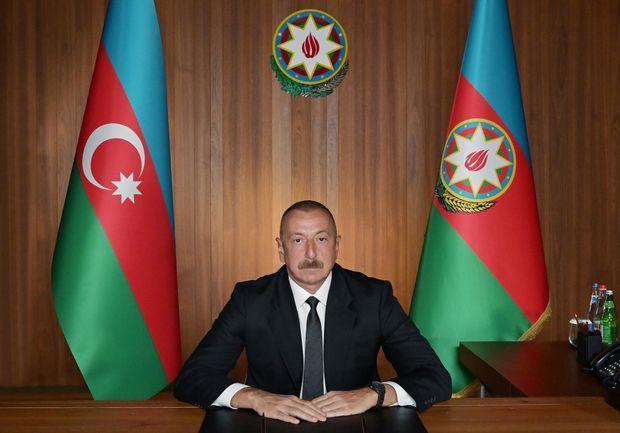 İlham Əliyevin BMT-nin komissiyasının iclasında çıxışı
