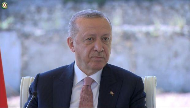 Ərdoğanın Azərbaycan Milli Məclisində çıxışı – VİDEO