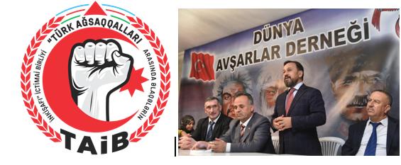 Türkiyə Dünya Avşarlar BirliğiTAİB-ə təbrik məktubu ünvanladı