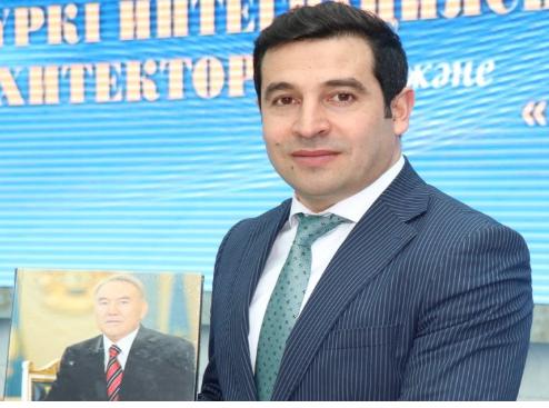 Azərbaycanlı gənc Beynəlxalq Türk Akademiyasının vitse-prezidenti təyin olundu