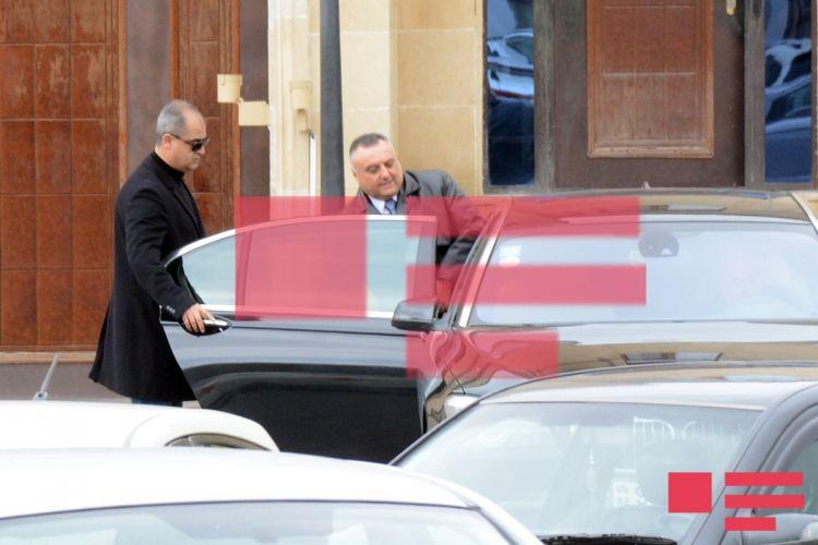 Eldar Mahmudov bu gün yenidən istintaqa ifadə verib