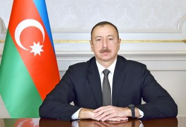 Prezident İlham Əliyev dünya azərbaycanlılarını təbrik edib