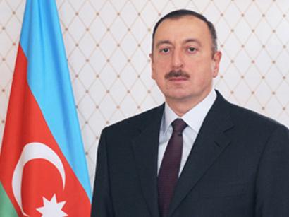 """İlham Əliyev Goranboyda """"Region Agro"""" MMC-nin açılışında iştirak edib"""