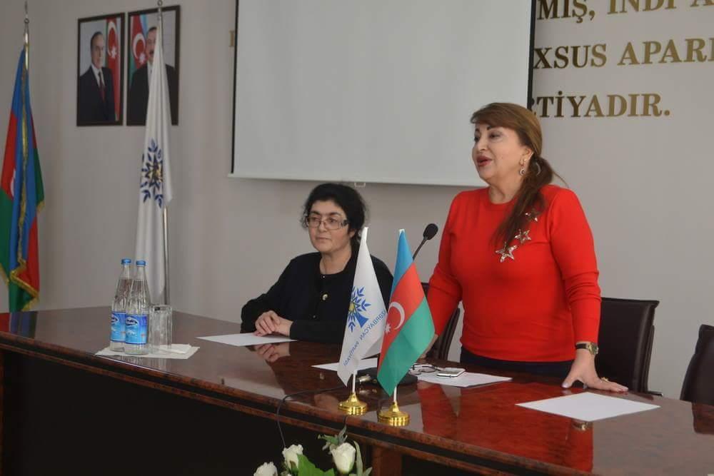 YAP Nizami rayon təşkilatının partiyanın VI Qurultayında iştirak edəcək nümayəndələri bəlli olub
