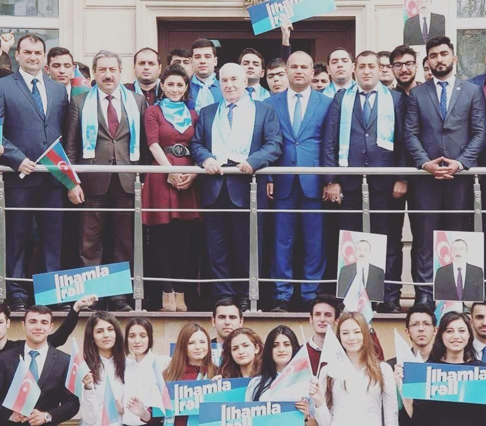 Yeni Azərbaycan Partiyası Nərimanov Rayon Təşkilatında Nərimanov rayon gəncləri ilə görüş keçirilmişdir