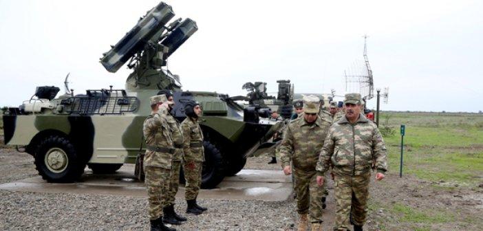 Azərbaycan Ordusu genişmiqyaslı təlimlər keçirəcək