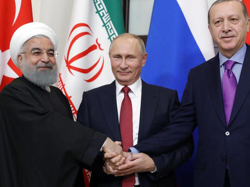 Rusiya-İran-Türkiyə əlaqələri Qarabağ münaqişəsinin həllini tezləşdirə bilər