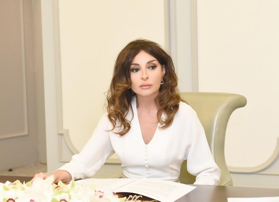 Mehriban Əliyevanın Birinci vitse-prezident təyin olunmasından iki il keçir- Fotolar
