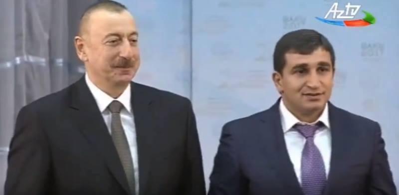 """Xəyal Əhmədov: """"Gücümüzü artıran prezidentimizin bizə olan etimad və diqqətidir!"""""""