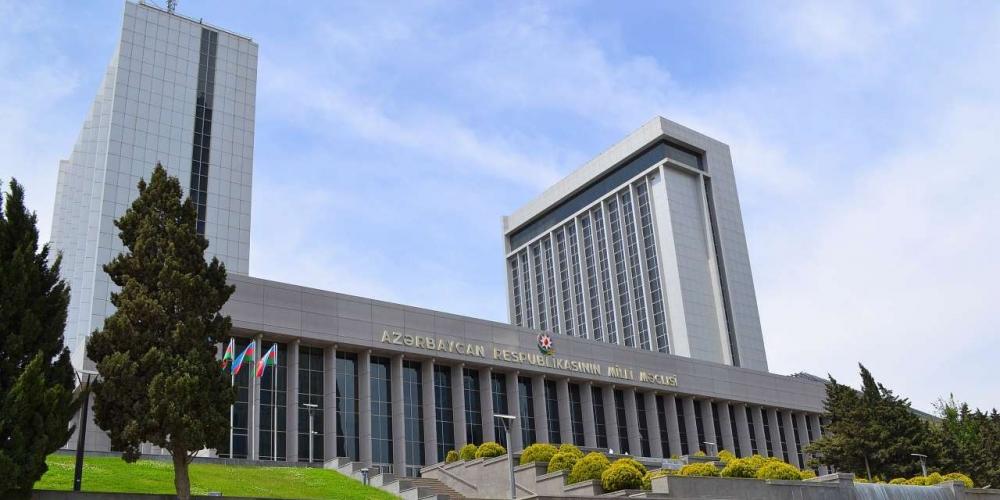 Milli Məclisin növbəti plenar iclası mayın 31-də keçiriləcək