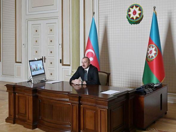 İlham Əliyev və Ümumdünya Turizm Təşkilatının Baş katibi arasında videokonfrans keçirildi