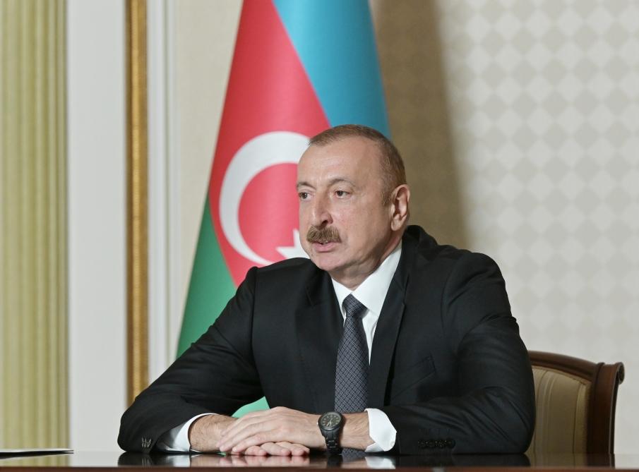 Prezident SƏRƏNCAM İMZALADI