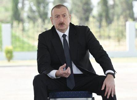 İlham Əliyevdən SƏRT XƏBƏRDARLIQ
