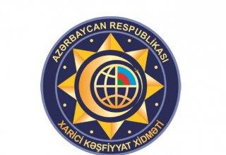 Prezident Xarici Kəşfiyyat Xidməti ilə bağlı fərman imzaladı