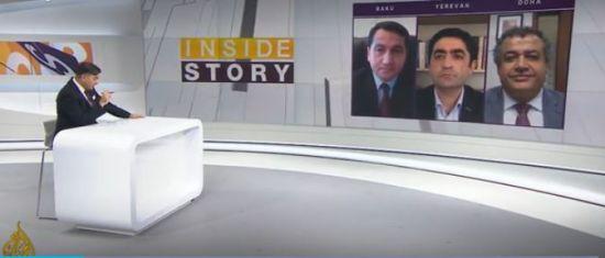 Prezidentin köməkçisi Paşinyanın sabiq diplomatik müşaviri ilə debatda – VİDEO