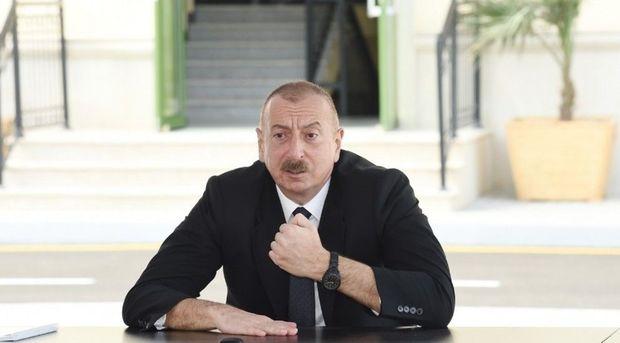 """İlham Əliyev: """"Daha səkkiz kənd işğaldan azad olundu"""""""