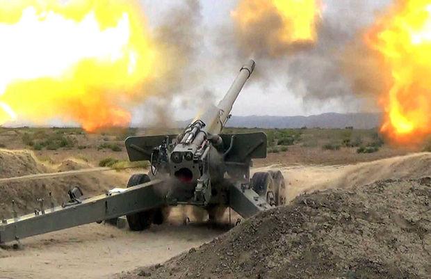 Qubadlı Ermənistan ərazisindən artilleriya atəşinə tutulur – RƏSMİ