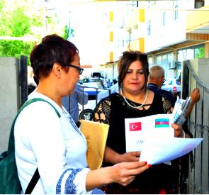 """Almila Hakim:""""Ən ümdə arzum Şuşanı gəzmək, Laçında ləzzətlə çay içmək olub"""""""