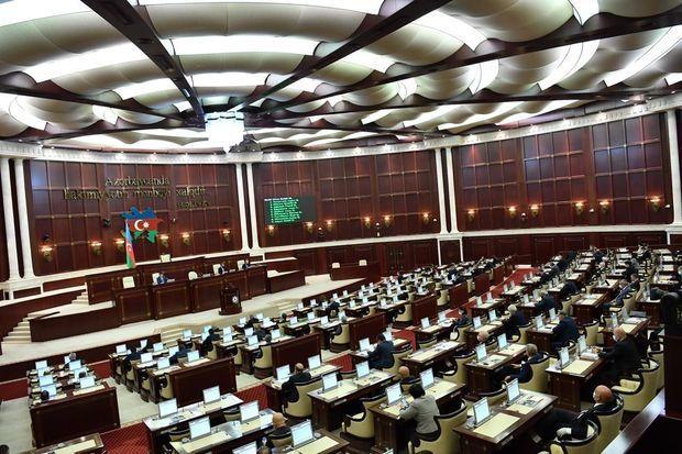 İşğaldan azad olunan iki kəndin adının dəyişdirilməsi Parlamentin müzakirəsində