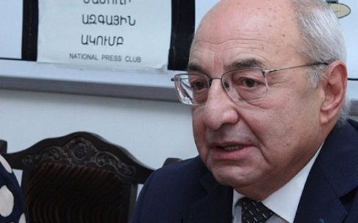 Ermənistan müxalifəti Paşinyanın yerinə namizəd tapdı – 76 yaşlı türk düşməni
