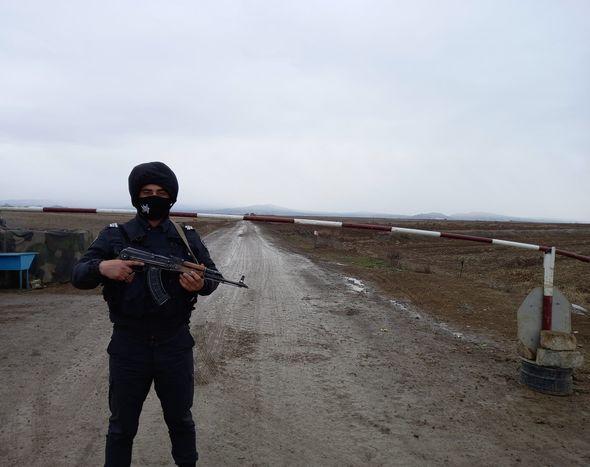 Polis Ağdamda xidməti fəaliyyətini bərpa edib