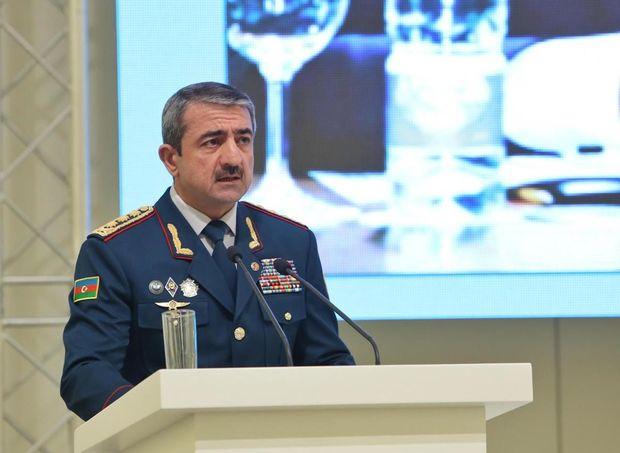 """Elçin Quliyev: """"Sərhədçilərimiz PUA-larla 290 düşmən hədəfini məhv edib"""""""