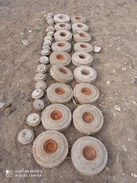 Ağdamda minadan təmizlənmiş ərazilərin sahəsi AÇIQLANDI