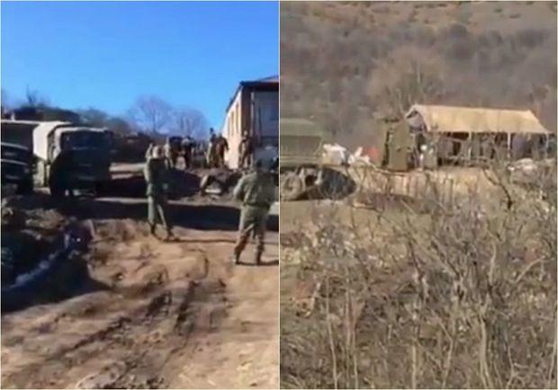 Şurnux kəndində 12 evin olduğu ərazi Azərbaycana qaytarıldı