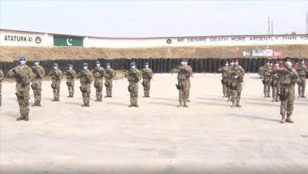 Türkiyə-Pakistan birgə təlimləri başladı
