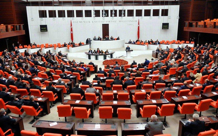 Türkiyə parlamentində Xocalı soyqırımının 29-cu ildönümü ilə bağlı tədbir keçirilir