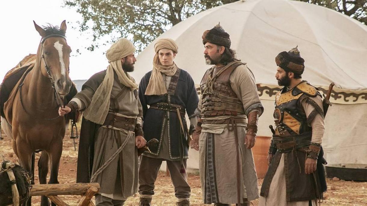 """TRT-nin """"Mavera"""" serialı Qazaxıstanın milli kanalı """"Qazaqstan TV""""-də yayımlanır"""