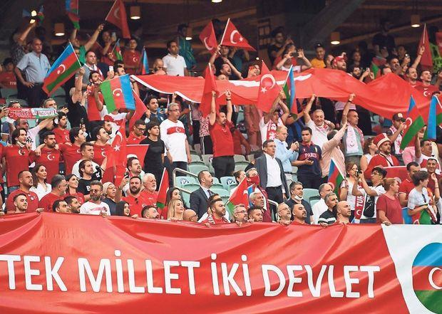 Türkiyə Futbol Federasiyası Azərbaycan xalqına təşəkkür etdi