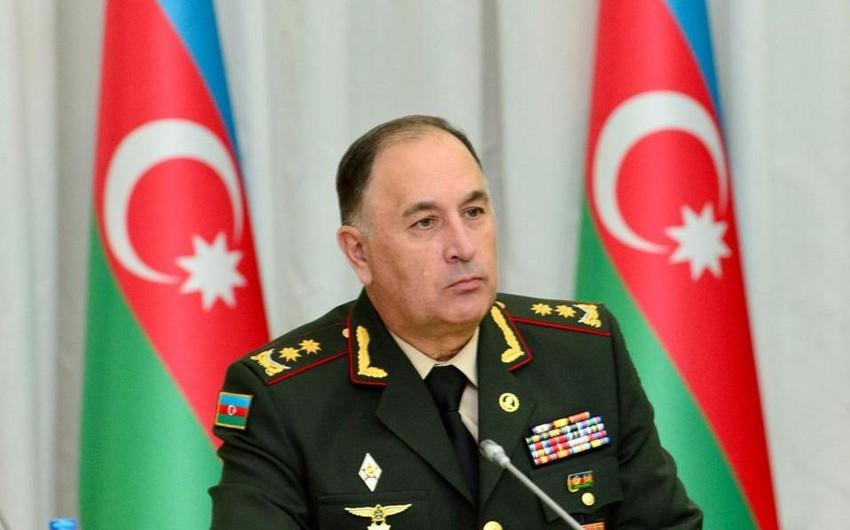 Kərim Vəliyev müdafiə nazirinin birinci müavini – Ordunun Baş Qərargah rəisi təyin edilib