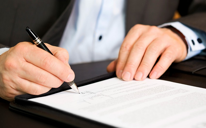 Türkdilli ölkələr anlaşma memorandumu imzalayıb