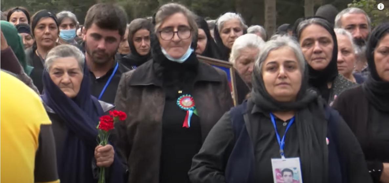 """""""Bu yürüş bütün Azərbaycan və türk xalqı üçün vacibdir..""""-Foto-video"""