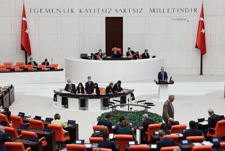 Türkiyə parlamenti Paris İqlim Sazişini təsdiqlədi